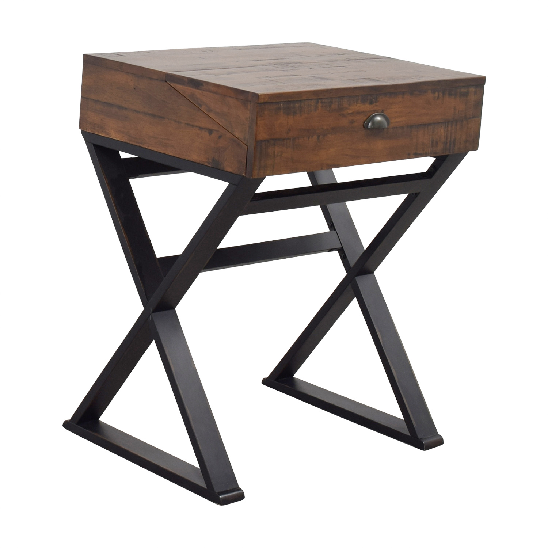 shop Wood Writing Desk
