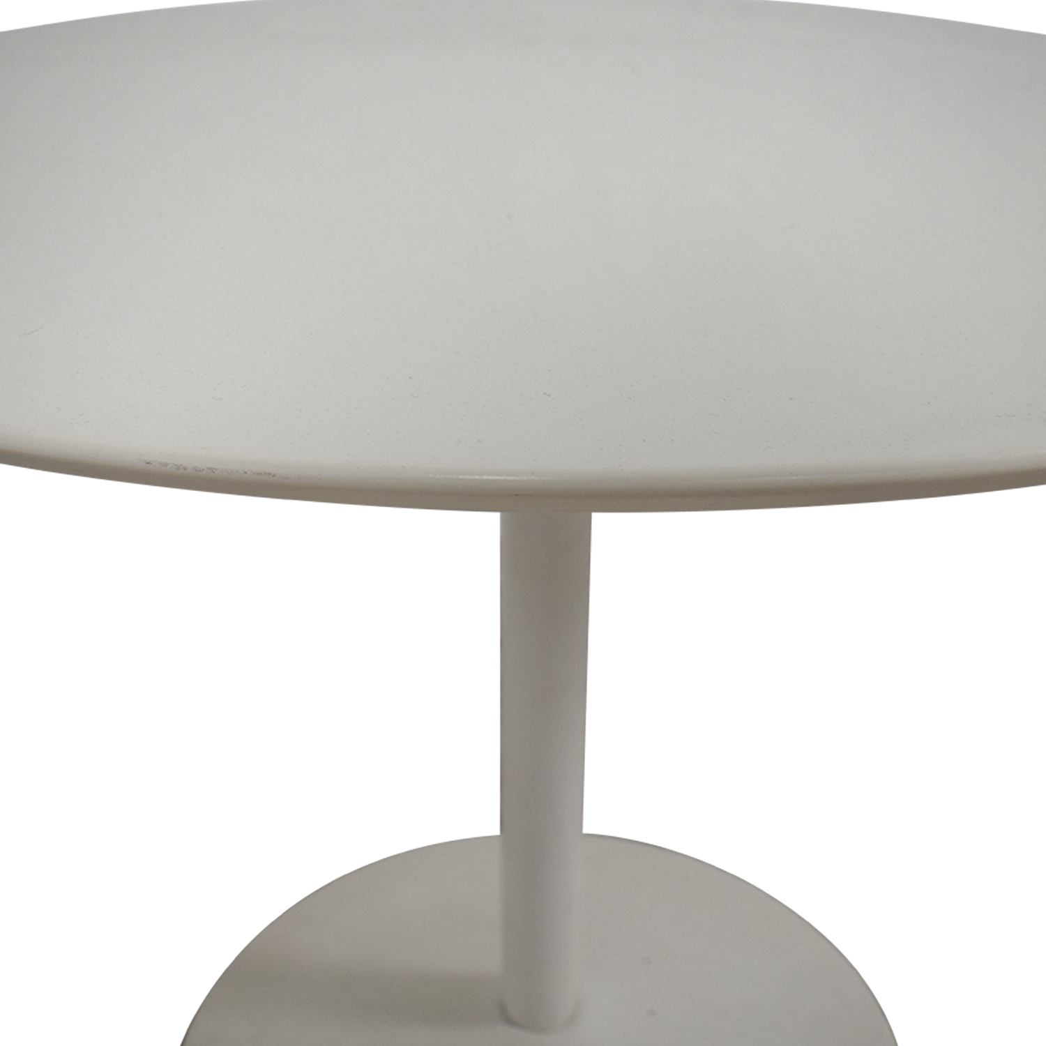 OFF CB CB Odyssey White Tulip Dining Table Tables - Cb2 tulip table