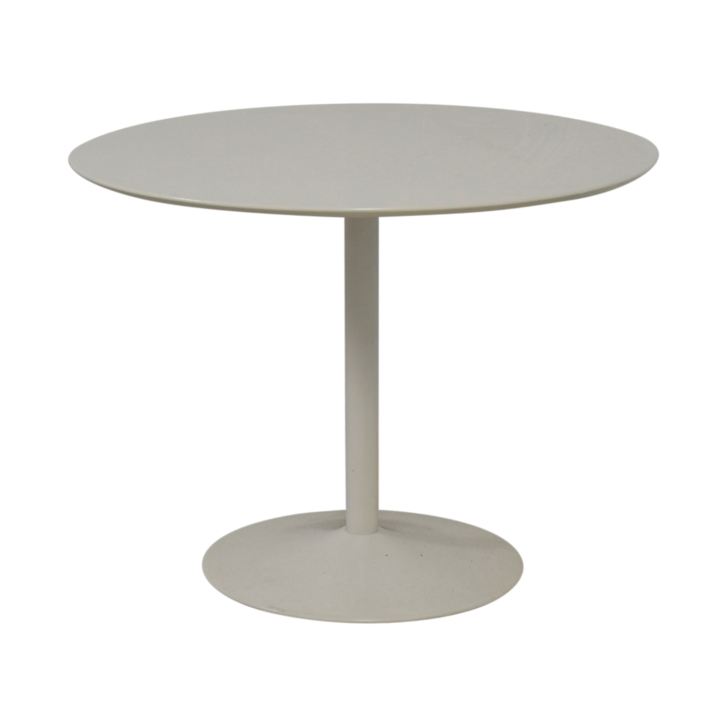 CB2 Odyssey White Tulip Dining Table / Tables