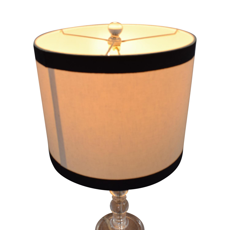 buy Round White Lamp
