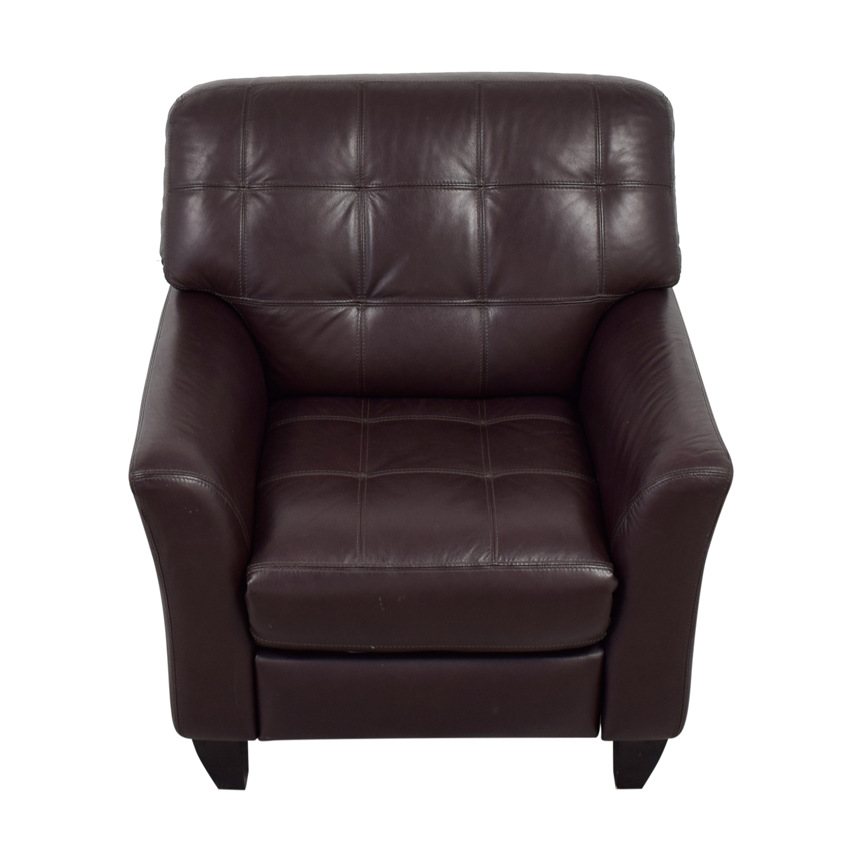 Macy's Macy's Kaleb Armchair used