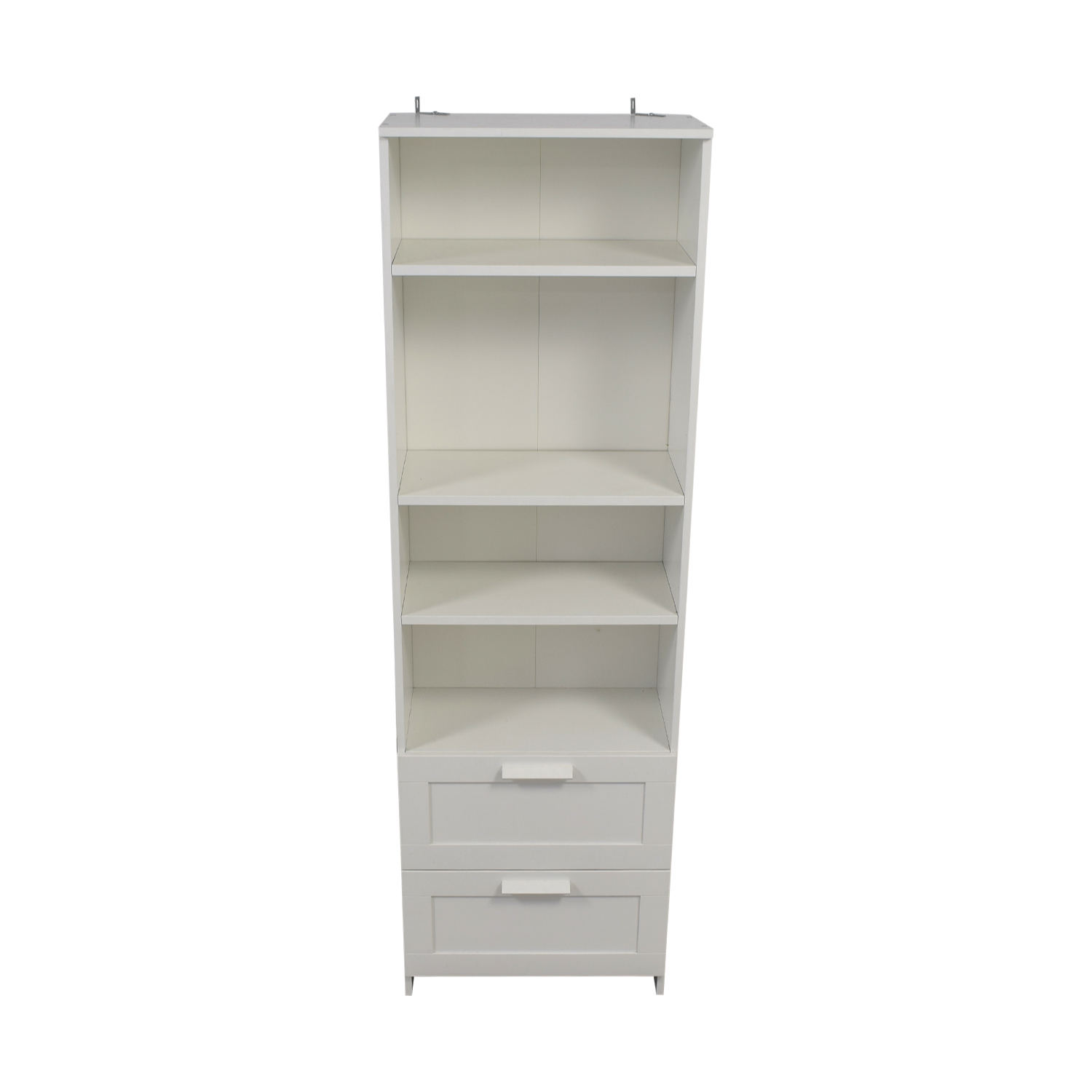 Ikea Ikea Brimnes White Bookcase With Two Drawers Coupon