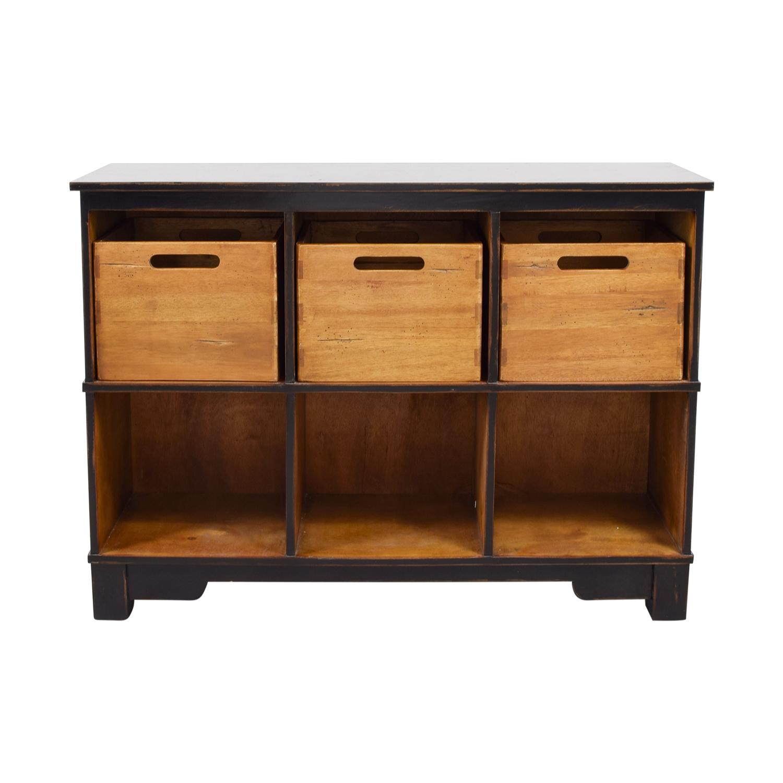 buy Uttermost Uttermost Vintage Style Crate Storage online