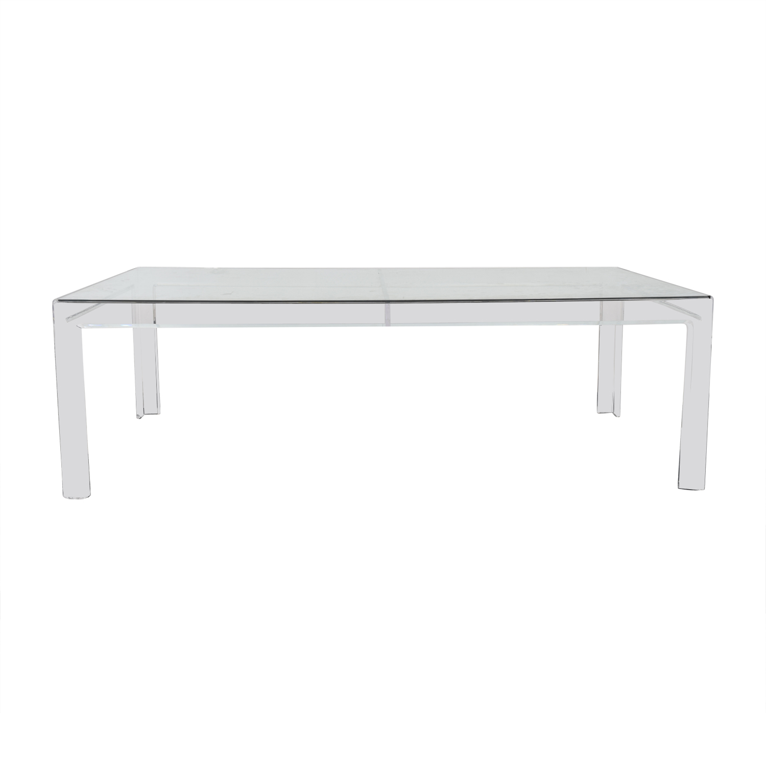 shop  Lucite Mid Century Modern Table online