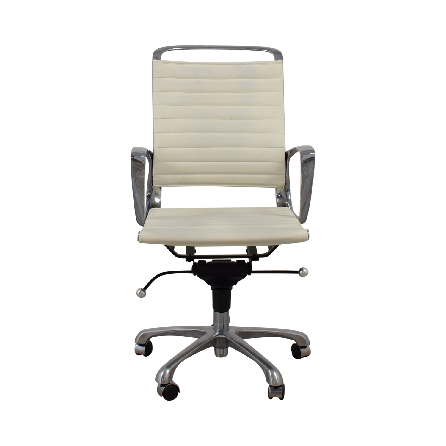 shop Modway Leather Office Chair Modway Home Office Chairs