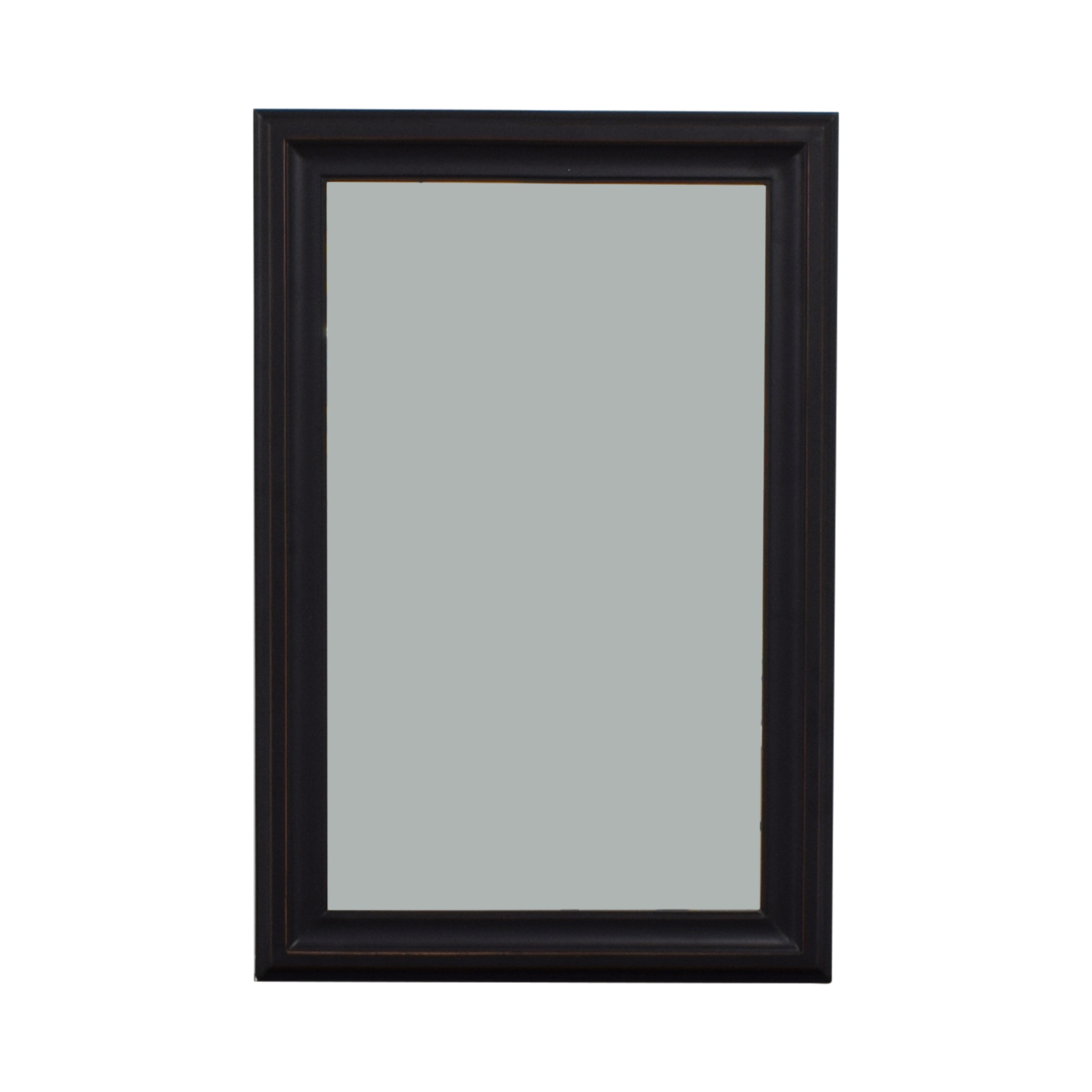 Howard Elliot Collection Howard Elliot Collection Black Framed Mirror nj