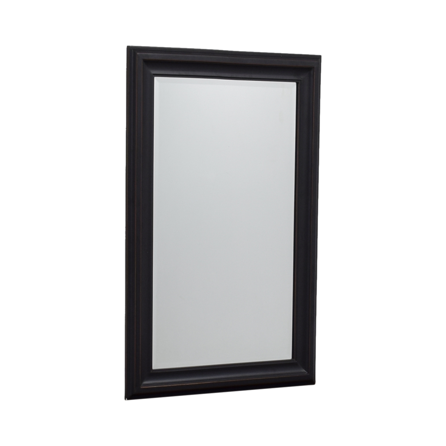 Howard Elliot Collection Howard Elliot Collection Black Framed Mirror Black