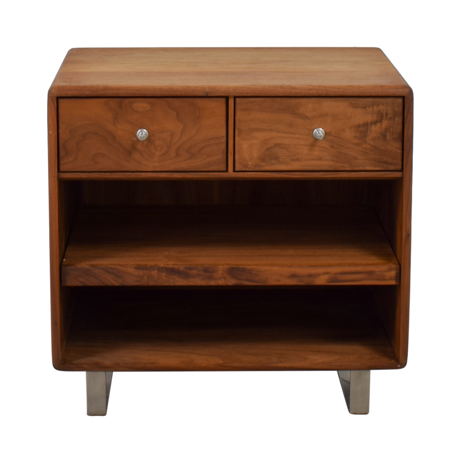 buy Room & Board Whitney Two Drawer Nightstand Room & Board Tables