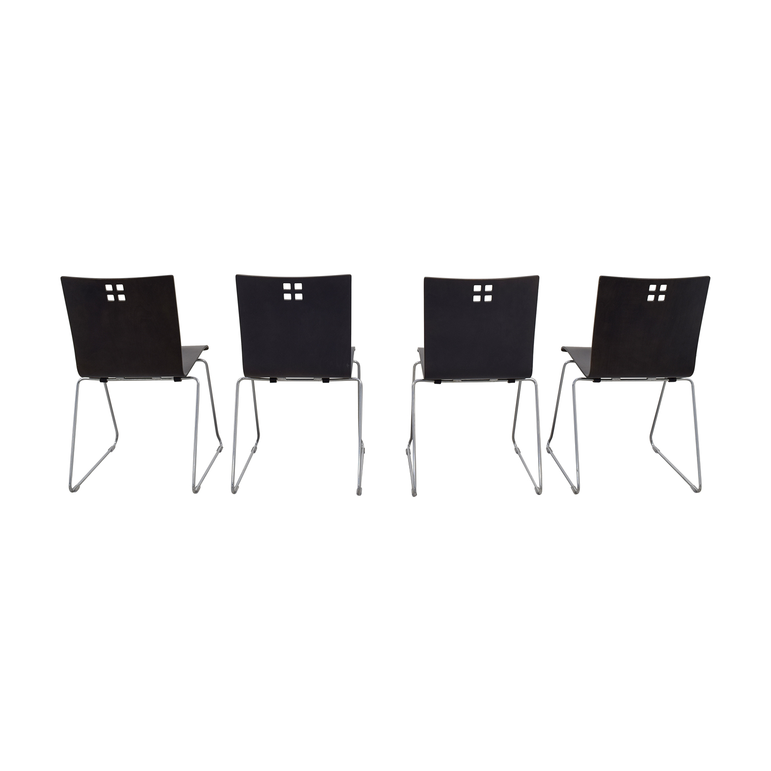 buy Leland International Marquette Dining Chairs - Set of 4 Leland International Chairs