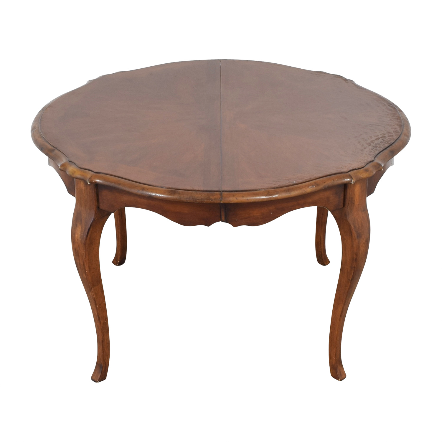 Round Wood Dining Table coupon