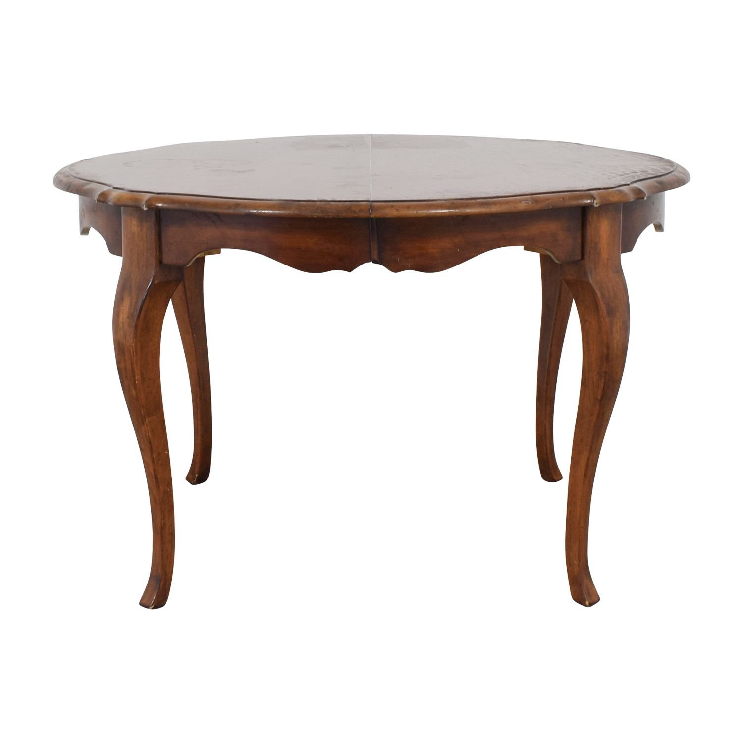 buy  Round Wood Dining Table online