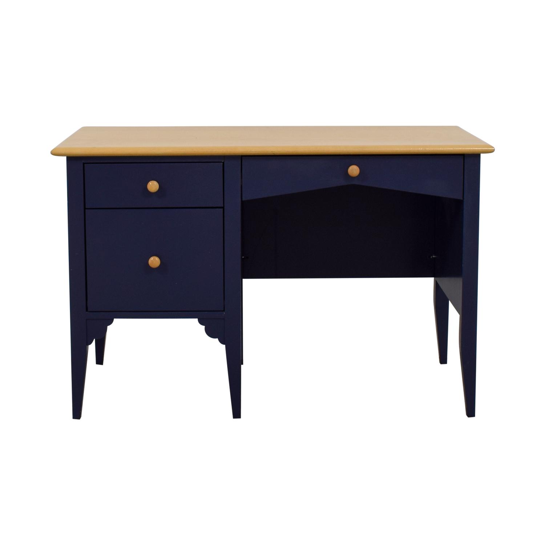84 Off Maine Cottage Maine Cottage Furniture Three Drawer Desk
