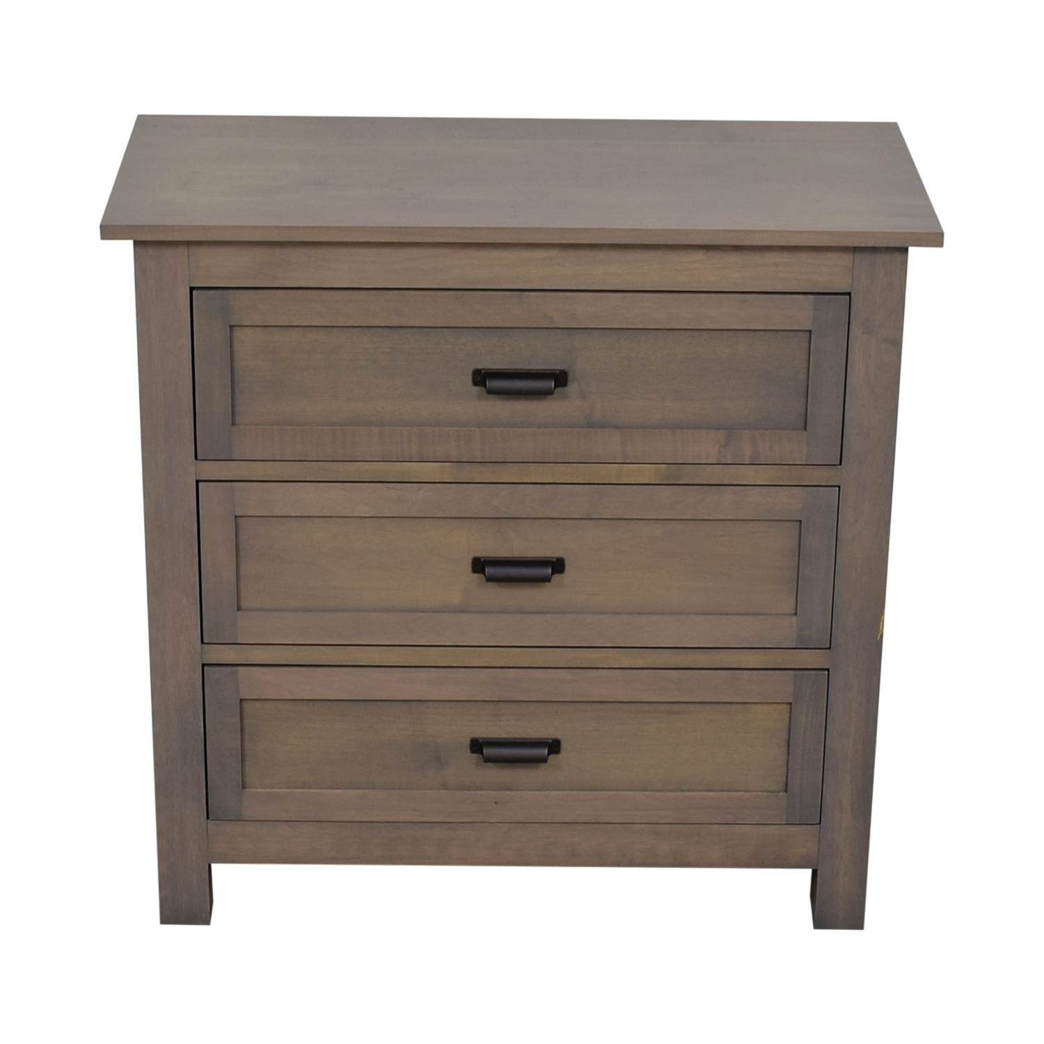 Room & Board Room & Board Bennett Three Drawer Dresser nj