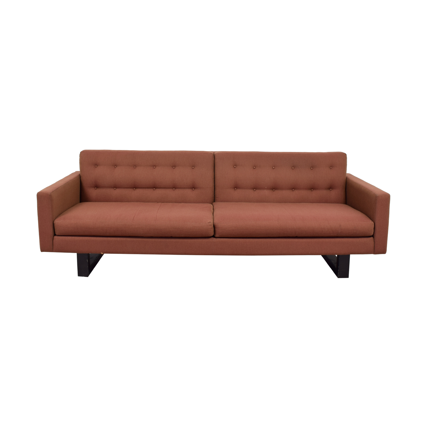 Room & Board Room & Board Wells Sofa burgundy