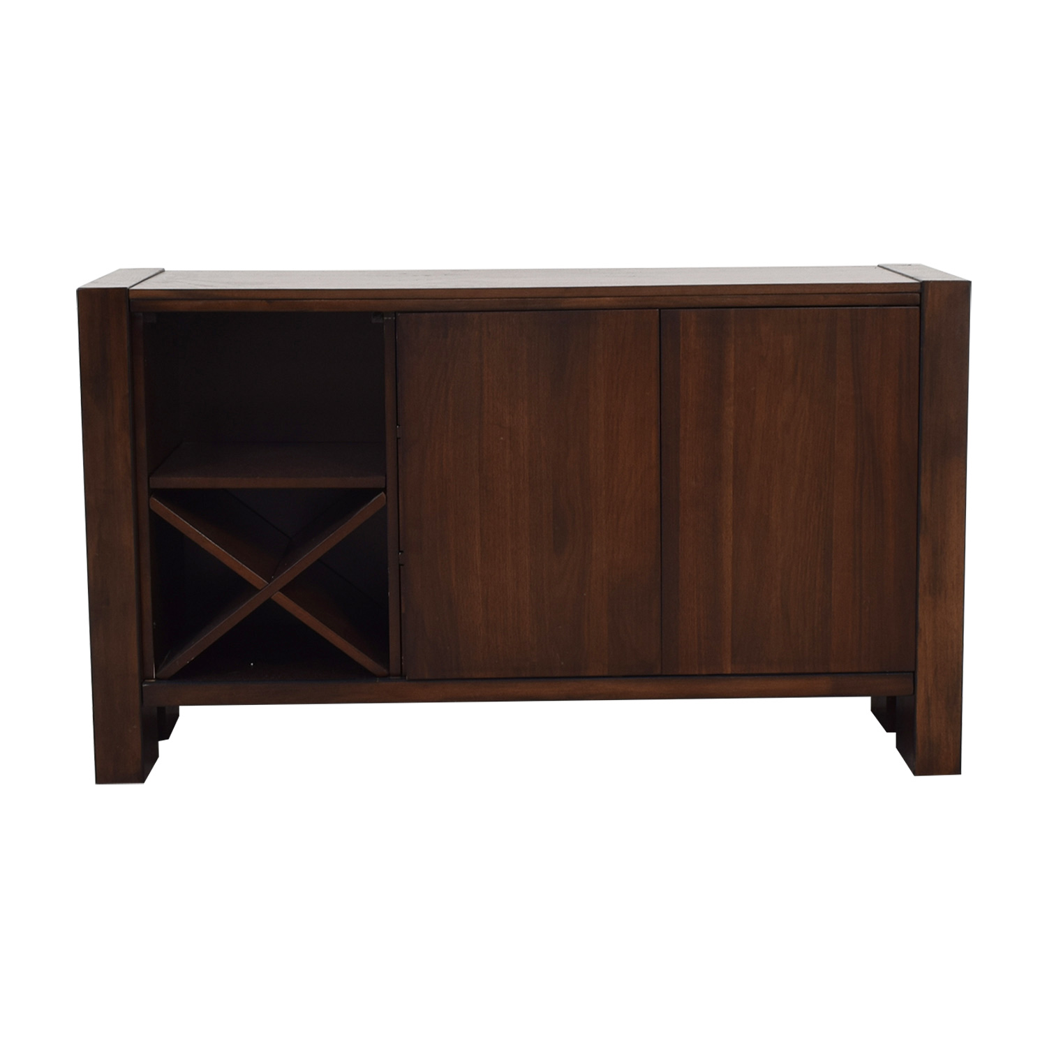 buy Walter of Wabash Tegan Three-Drawer Server or Media Cabinet Walter of Wabash Storage