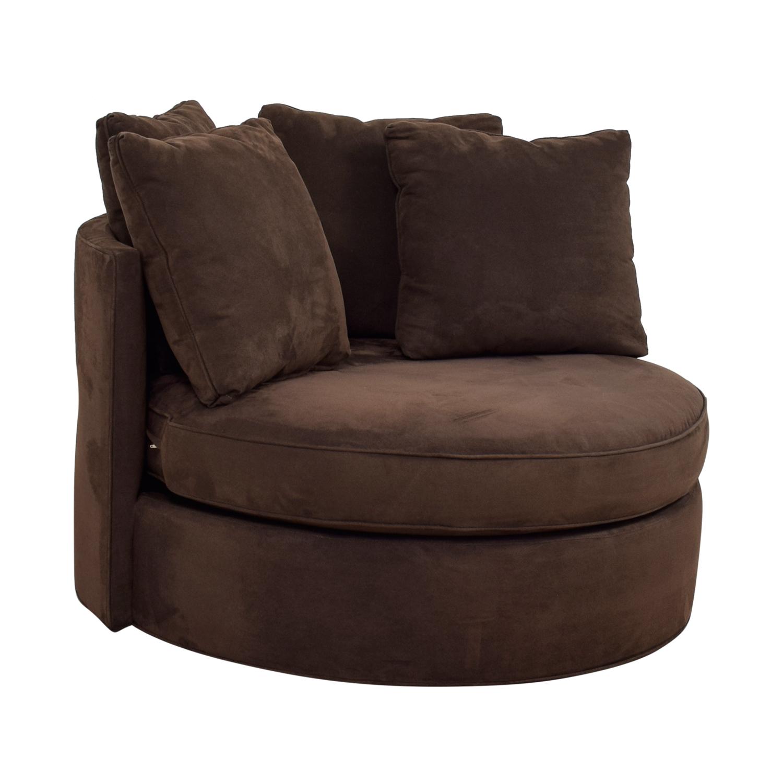 ... McCreary Modern McCreary Modern Swivel Chair used ...  sc 1 st  Furnishare & 84% OFF - McCreary Modern McCreary Modern Swivel Chair / Chairs
