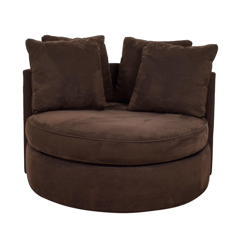 Cool 89 Off Mccreary Modern Mccreary Modern Swivel Chair Chairs Cjindustries Chair Design For Home Cjindustriesco