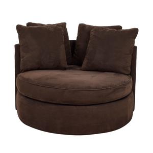 Astounding Shop Mccreary Modern Swivel Chair Second Hand Furniture On Sale Creativecarmelina Interior Chair Design Creativecarmelinacom