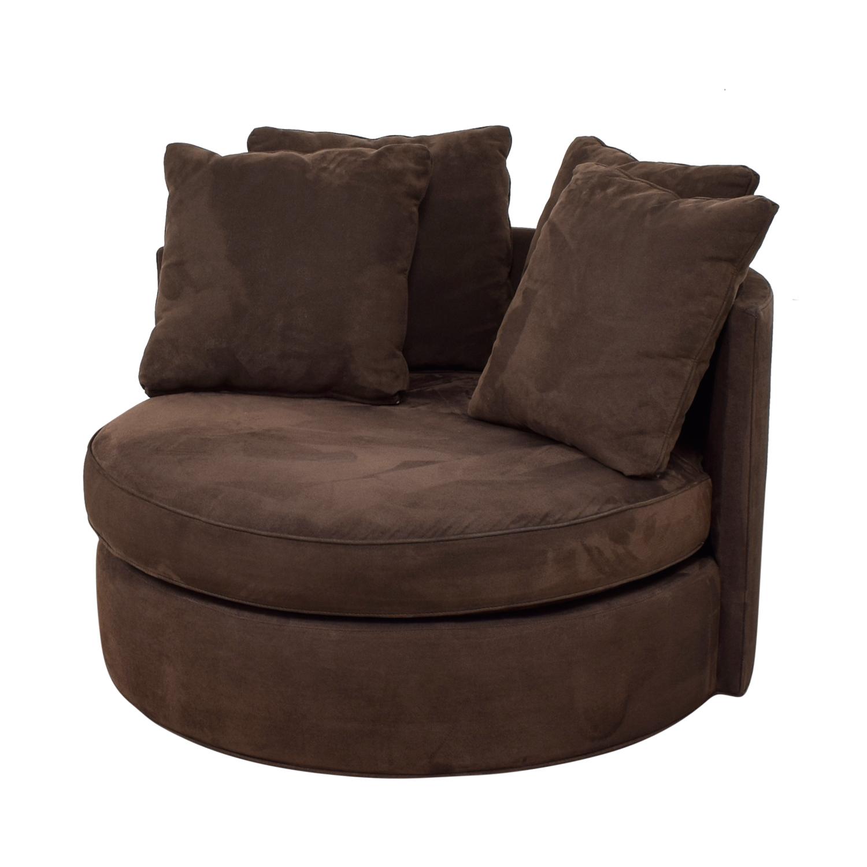 89 Off Mccreary Modern Mccreary Modern Swivel Chair