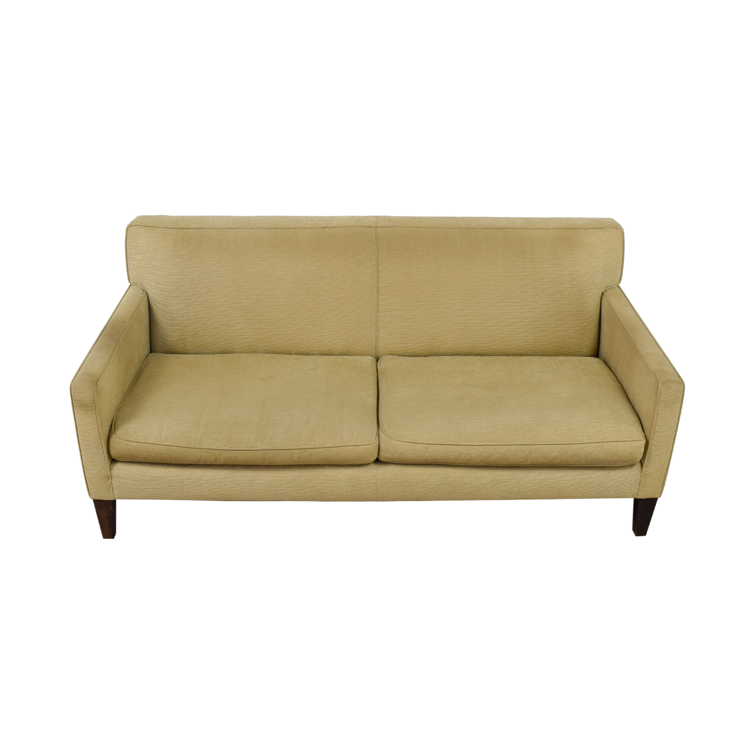 Crate & Barrel Crate & Barrel Beige Sofa on sale