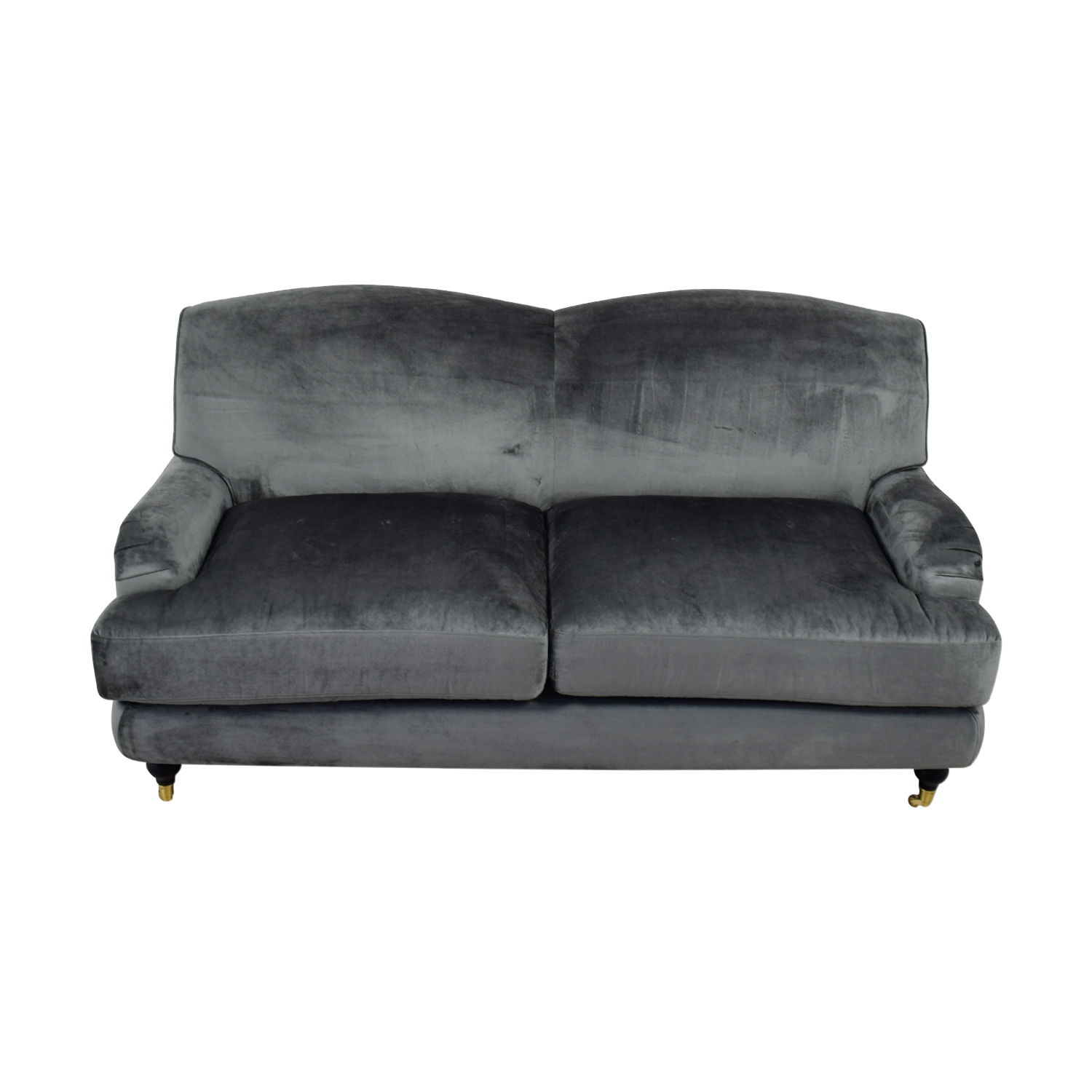 Rose Gray Microfiber Sofa price