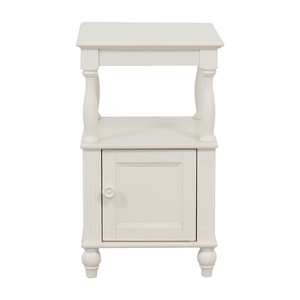Target Target White Cottage Nightstand second hand
