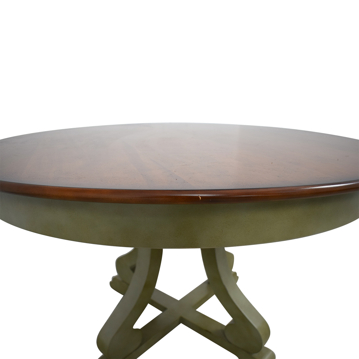 Super 90 Off Pier 1 Pier 1 Imports Green And Wood Round Dining Table Tables Pdpeps Interior Chair Design Pdpepsorg