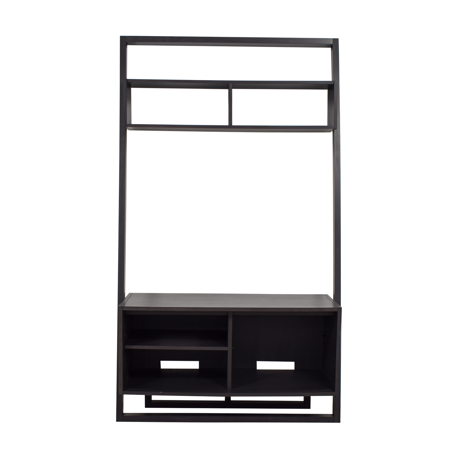 Crate & Barrel Sloane Leaning Media Stand / Sofas