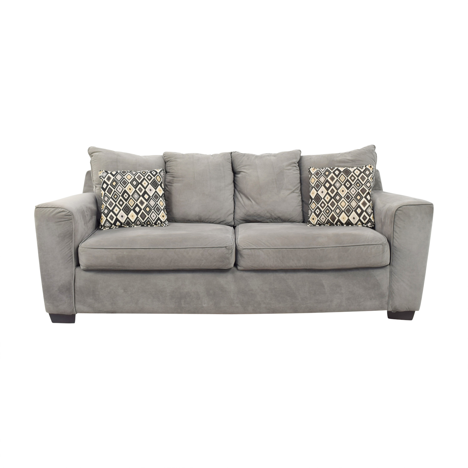 Jennifer Leather Jennifer Leather Two Cushion Sofa nj