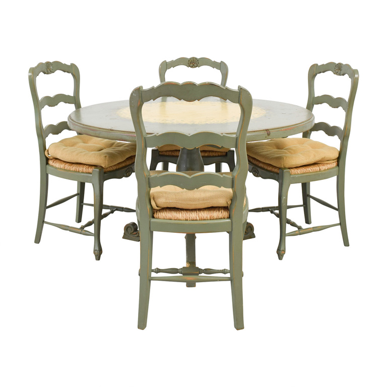 shop  Hand Painted Country Style Kitchen Table and Chairs online