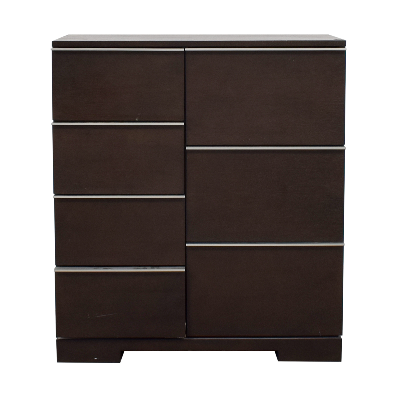 shop West Elm Seven-Drawer Dresser West Elm Dressers