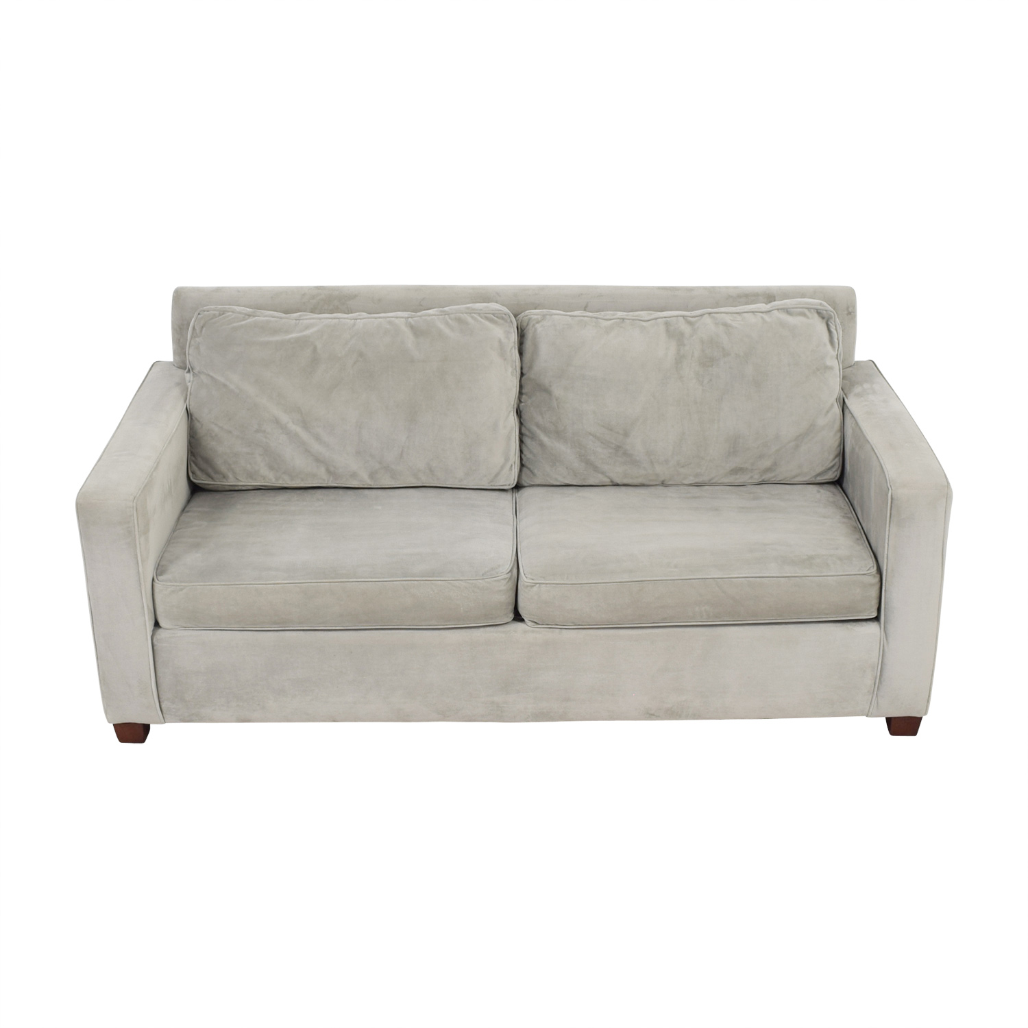 West Elm West Elm Grey Henry Sofa nyc