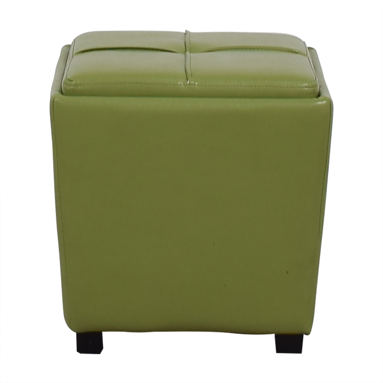 Superbe HomeGoods HomeGoods Lime Green Storage Ottoman Coupon ...