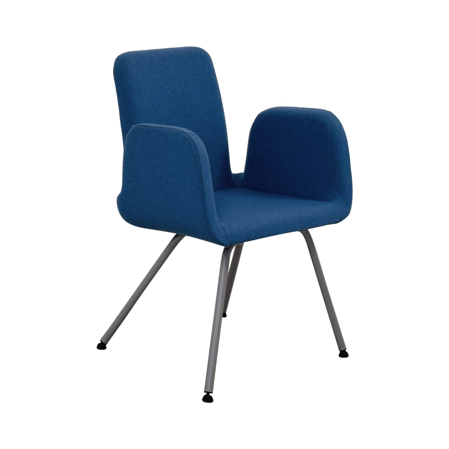 buy IKEA Patrik Blue Conference Chair IKEA Accent Chairs