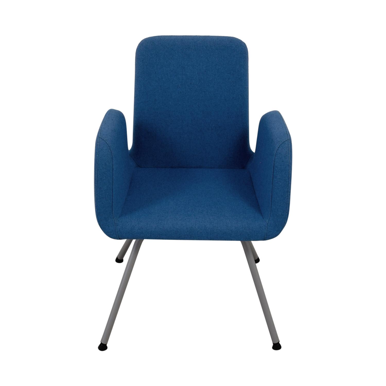 shop IKEA Patrik Blue Conference Chair IKEA