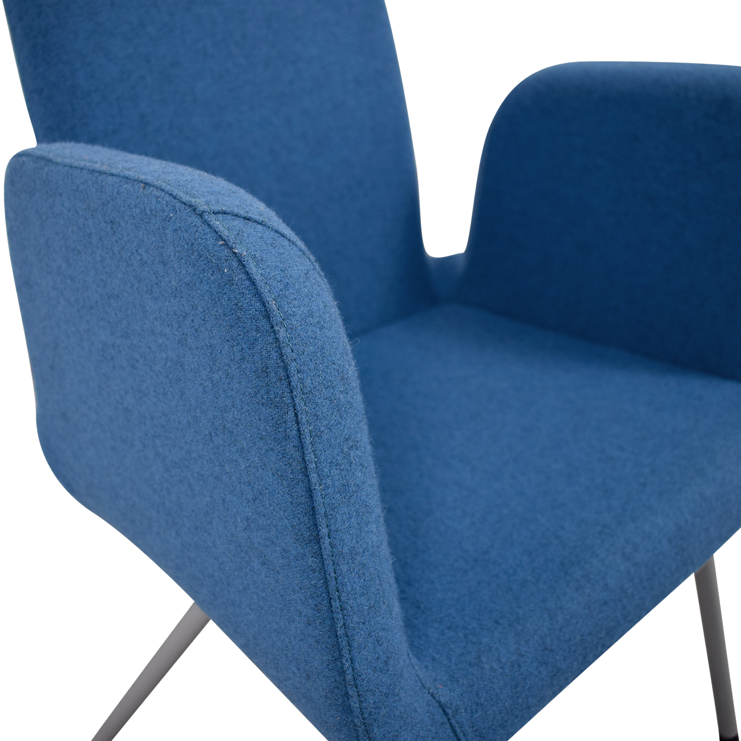 IKEA IKEA Patrik Blue Conference Chair Accent Chairs