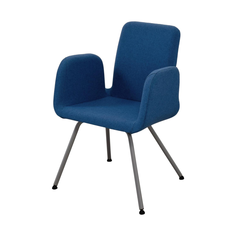 IKEA IKEA Patrik Blue Conference Chair for sale