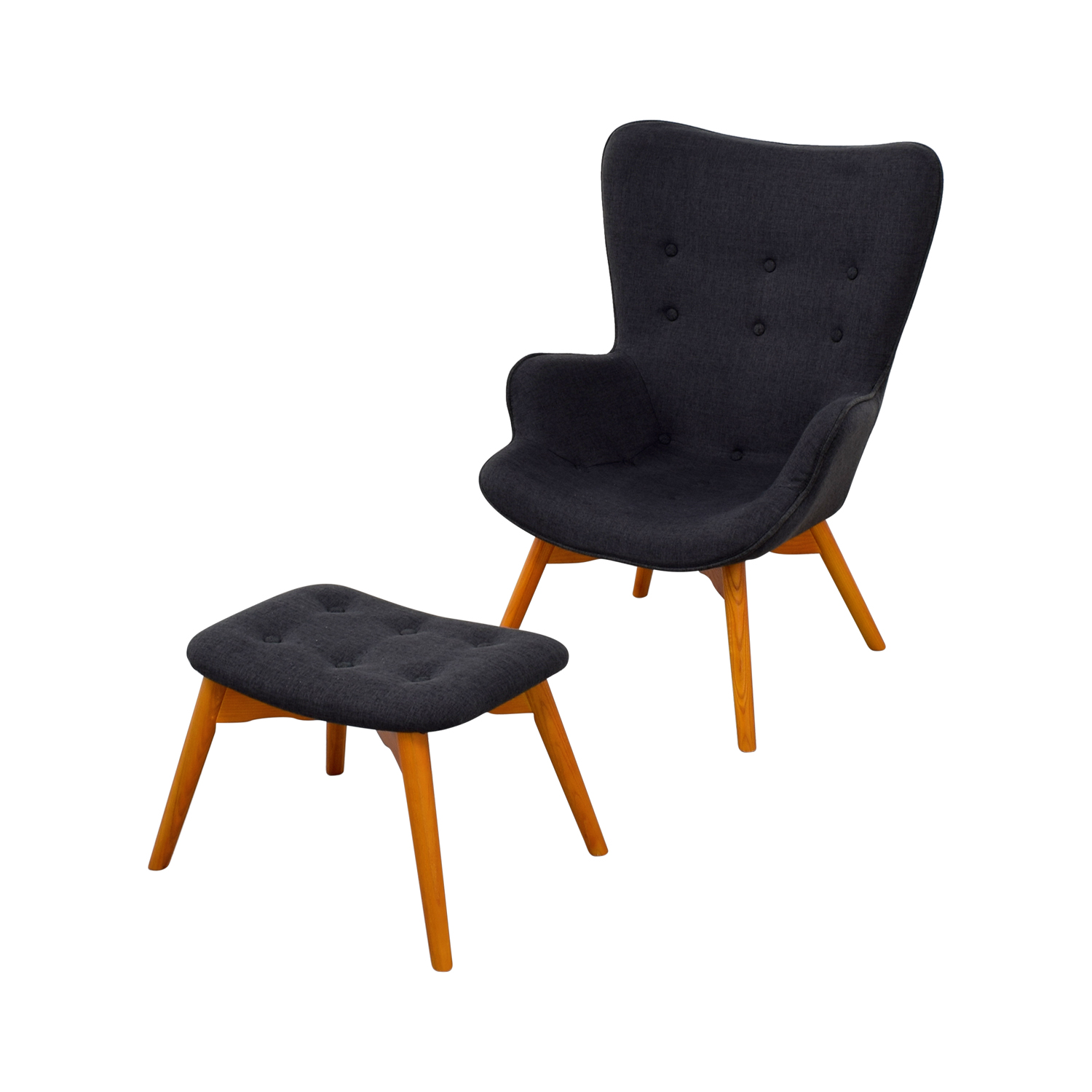 Admirable 58 Off Joss Main Joss And Main Canyon Vista Lounge Chair And Ottoman Chairs Cjindustries Chair Design For Home Cjindustriesco