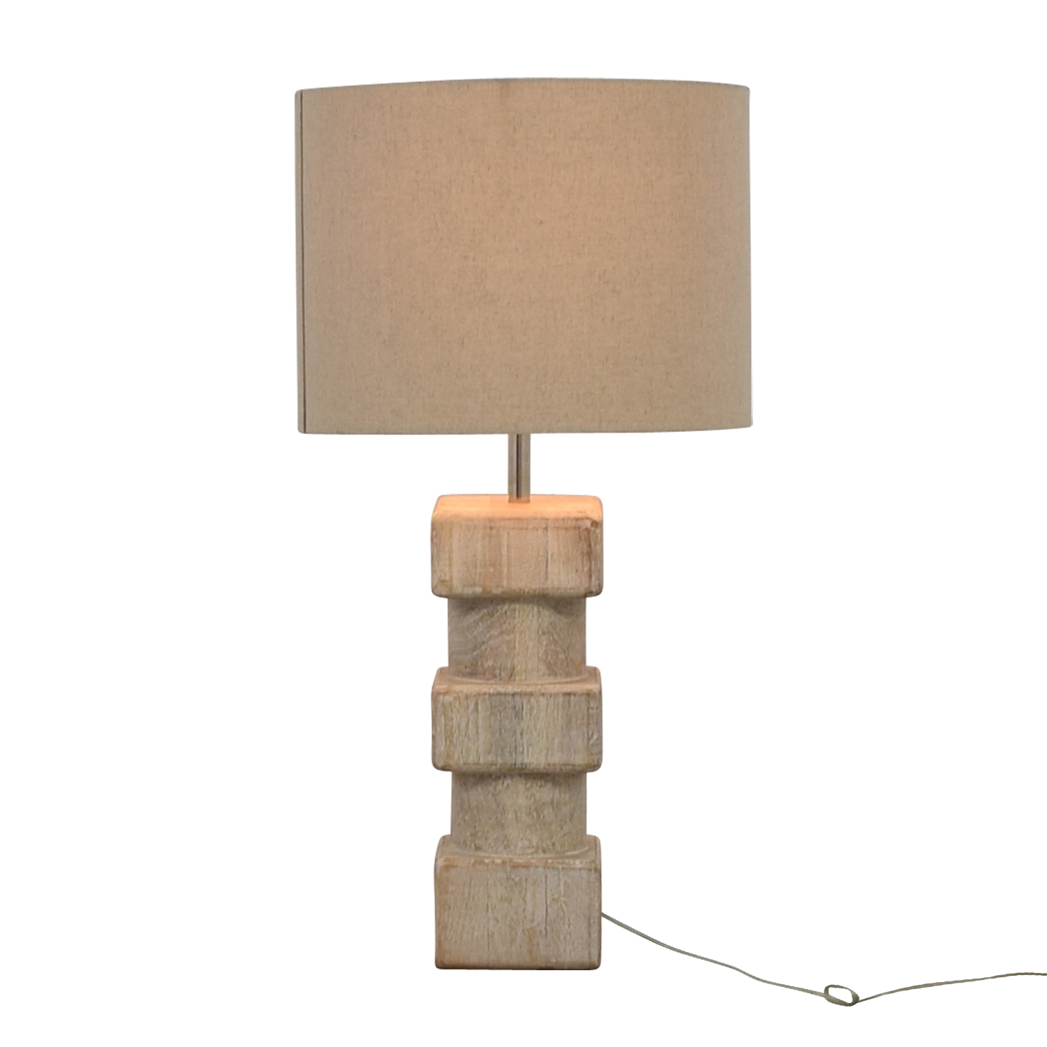 West Elm West Elm Table Lamp dimensions