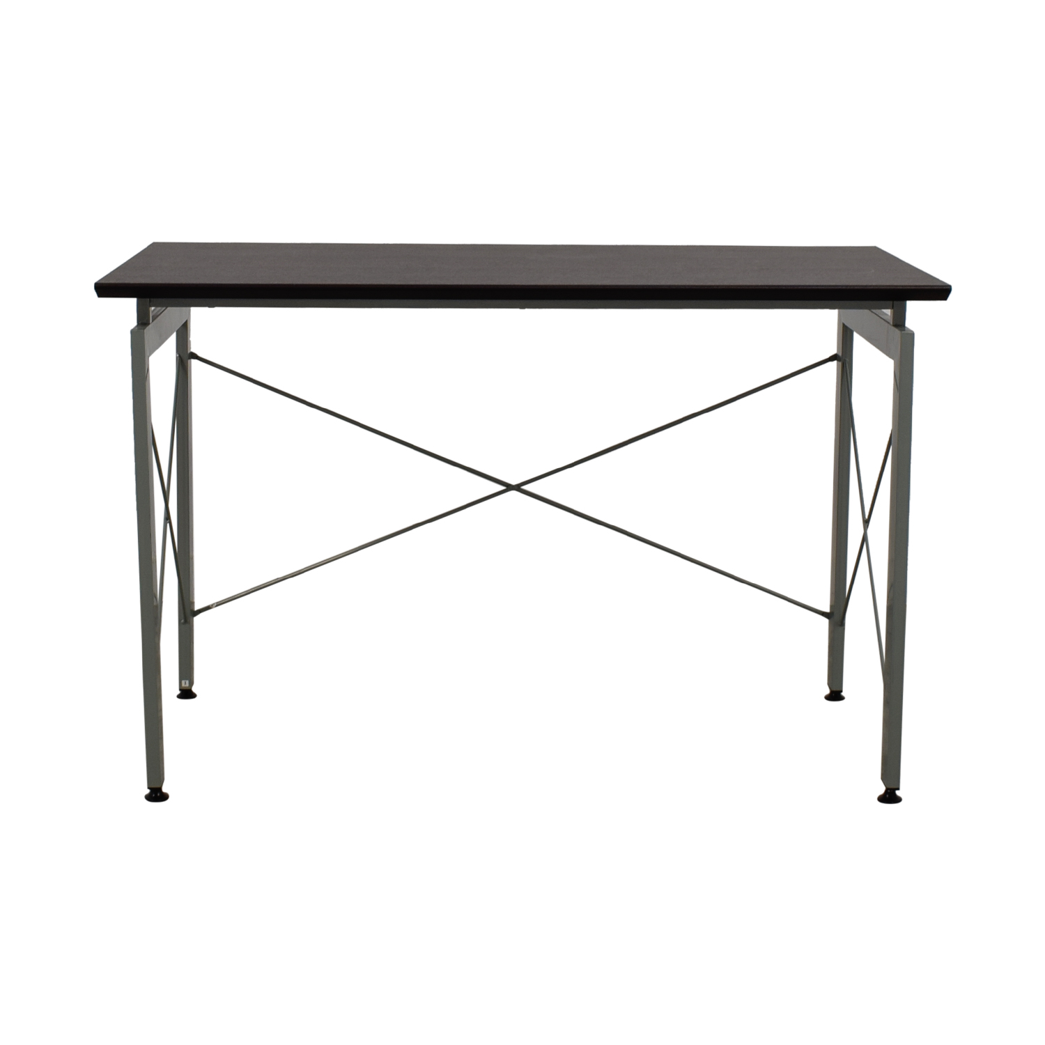 Metal and Wood Desk dimensions