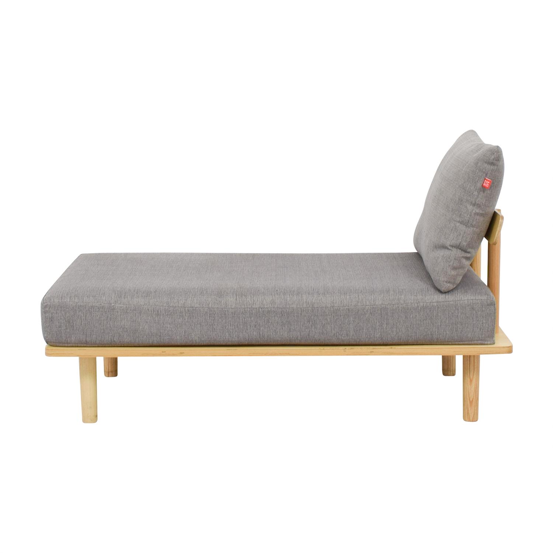 44 Off Greycork Greycork Felix Chaise Lounge Sofas