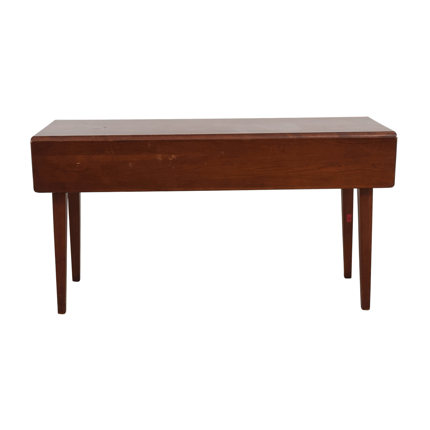 Crate Barrel Fold Down Dining Table Second Hand