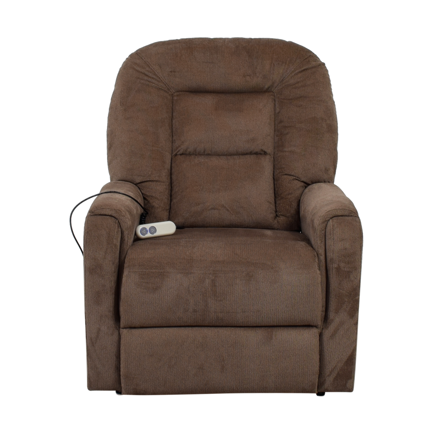 Taupe Lift to Standing Position Recliner Chair for sale