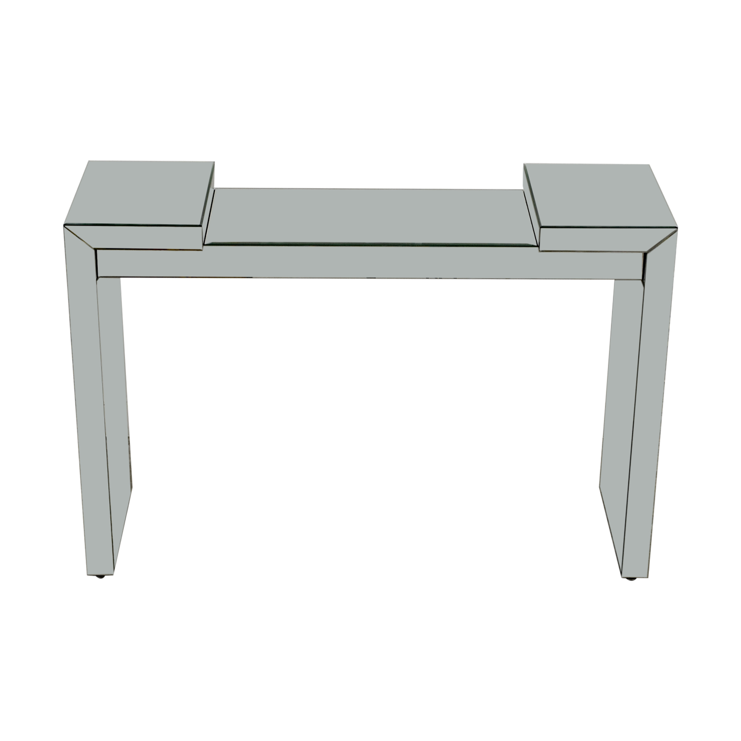 One Kings Lane Mirrored Vanity Table / Home Office Desks