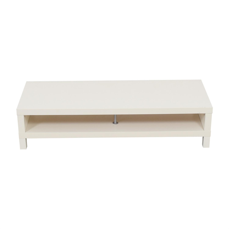 IKEA White TV Stand / Sofas