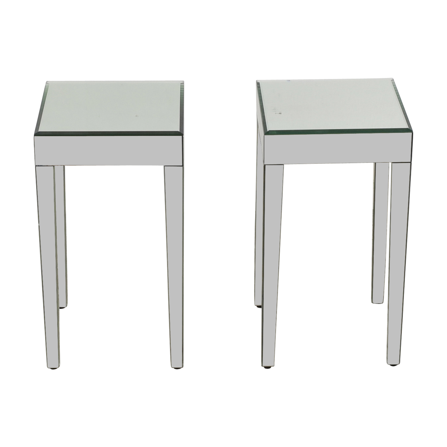 Target Target Mirrored Side Tables price