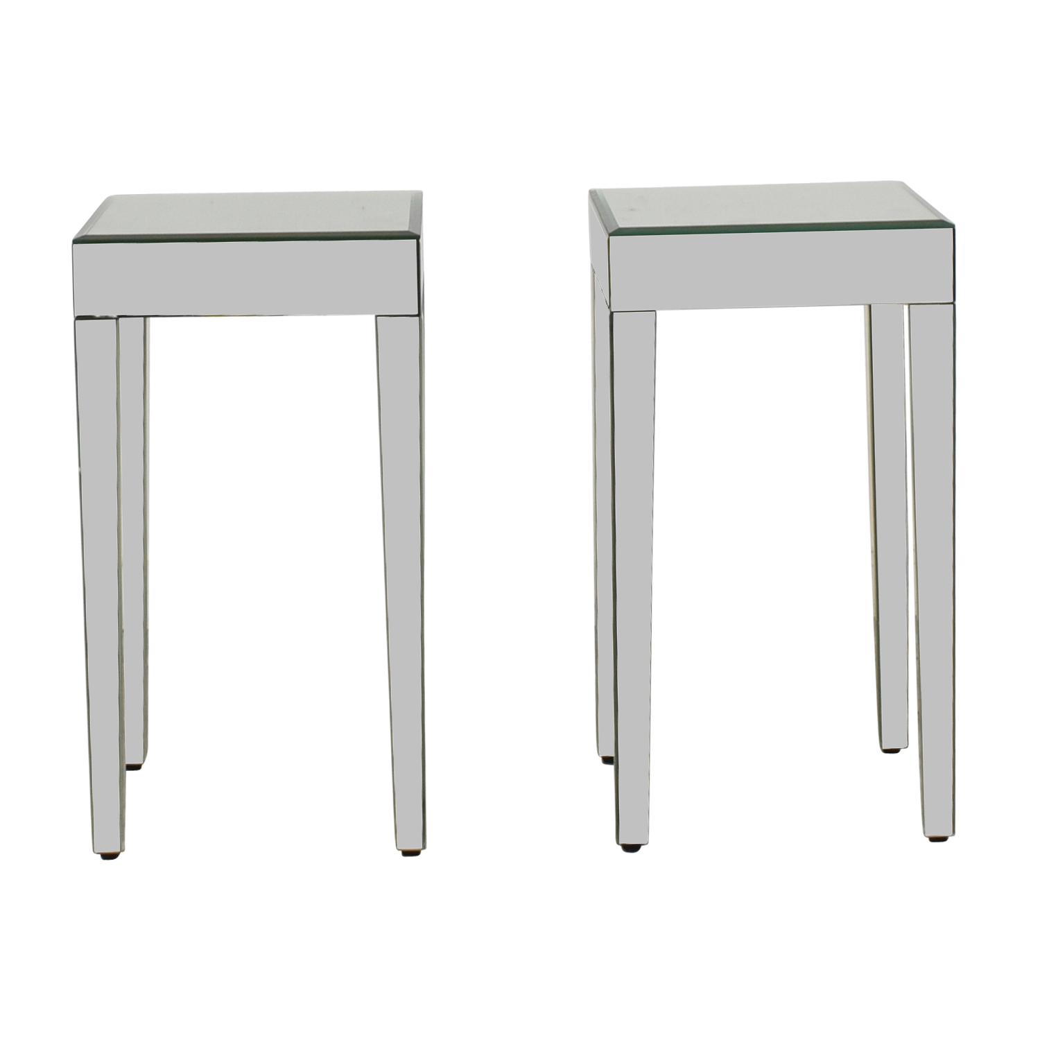 Charmant Shop Target Mirrored Side Tables Target Tables