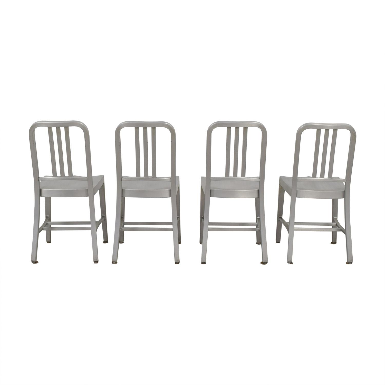 Emecio Aluminum Chairs Emecio