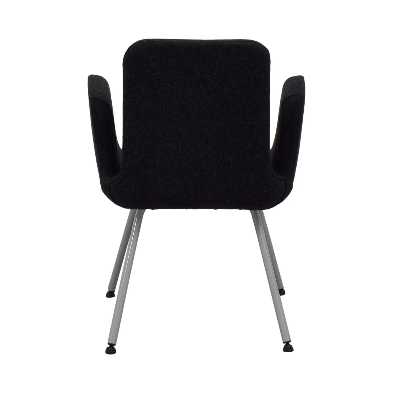 shop IKEA IKEA Patrick Black Accent Chair online