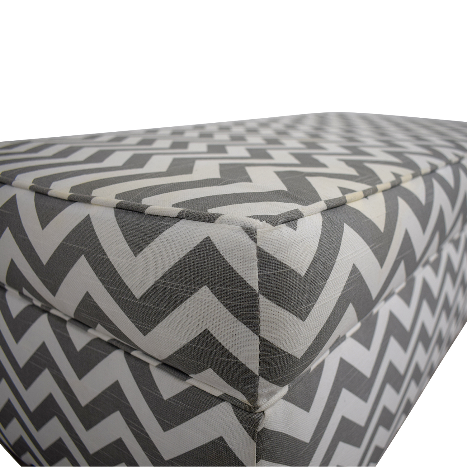 Target Target Grey and White Storage Bench or Ottoman dimensions